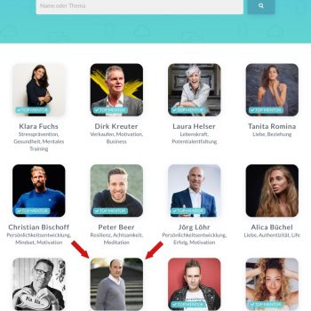 TOP10 Mentor bei Upspeak